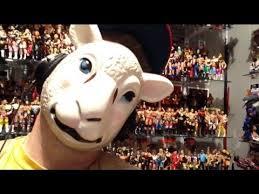 Wwe Costumes Halloween Wyatt Family Sheep Mask Review Wwe Shop Halloween