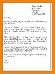 8 informal letter format example invitation format