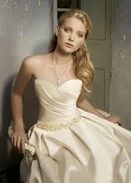 wedding dresses los angeles pleated satin wedding dresses los angeles the wedding
