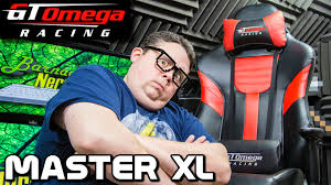 Good Desk Chair For Gaming by Gt Omega Master Xl Racing Office Chair Ultimate Gaming Seat
