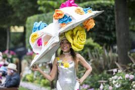ladies day ascot fashion 2017 from leg length florals to pop art