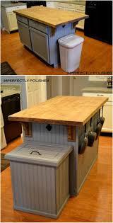 kitchen trash can cabinet 5 smart ways to hide your kitchen trash can kitchens diy