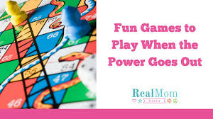 light that comes on when power goes out fun games to play when the power goes out creative mom ideas
