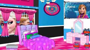 Frozen Room Decor Frozen Room Decoration Play The