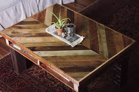 Plans For Building A Wooden Coffee Table by Diy Pallet Coffee Table The Merrythought