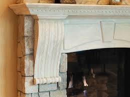 chateau fireplace mantel modern custom made mantels and hearths