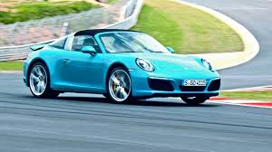 porsche 911 price 2016 2016 porsche 911 targa 4s miami blue youtube