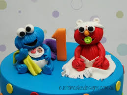 elmo cake topper birthday cakes custom cake designs perth