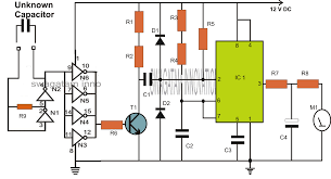 how to build an inexpensive frequency meter and a capacitance