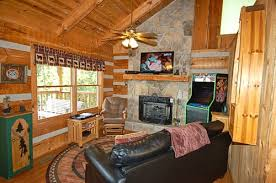Cabin Sofa A Heavenly View 1 Bedroom Vacation Cabin Rental In Pigeon Forge Tn