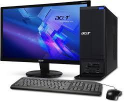 ordinateur de bureau acer acer aspire m3900 pv sf6e2 024 achat destockage ordinateur de