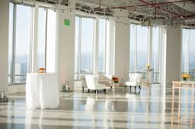 Interior Design Events Los Angeles I Venues Oue Skyspace Southern California Los Angeles