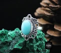 stone rings wholesale images Larimar ring 925 sterling silver gemstone ring kaisra gemstone jpg