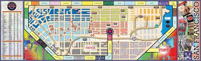 Union Square San Francisco Map by History Using San Francisco History