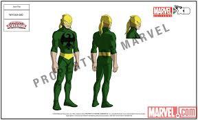 marvel reveals u0027ultimate spider man u0027 animated series ally iron fist