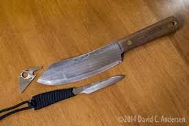 hickory kitchen knives question of the day you modified an hickory the