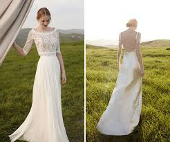 create your own wedding dress build your own wedding dress with bhldn s new bridal separates