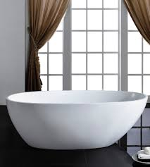 Freestanding Bathtub Canada Bathroom Appealing 60 Freestanding Tub With End Drain 142 Rachel