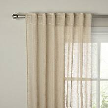 sheer or voile ready made curtains u0026 voiles john lewis