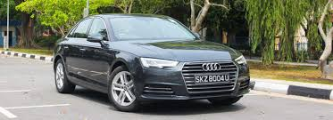 audi a4 singapore audi a4 sedan 1 4 tfsi s tronic review singapore oneshift com