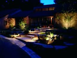 Outdoor Low Voltage Led Landscape Lighting Best Led Landscape Lighting Kits Low Voltage Led Landscape Lights