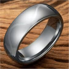 titanium mens wedding bands pros and cons wedding rings women s tungsten engagement rings with diamonds