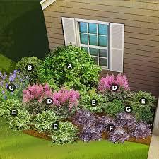 Shady Garden Ideas Shade Garden Plans By Region