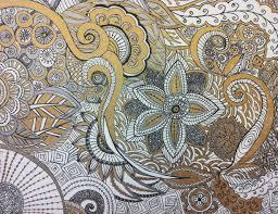 zen doodling bodhi meditation vancouver