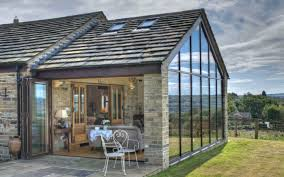 modern barn contemporary barn extension