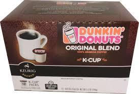 dunkin donuts original blend pods k cup pods 54 count