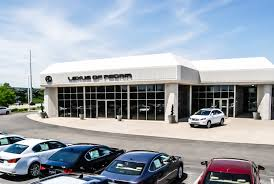 lexus of peoria is a lexus of peoria peoria il 61614 yp com