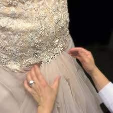 wedding dress bustle everyday i m bustlin how to bustle a wedding dress event 29