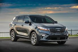 suv kia kia takes the wraps off the redesigned 2019 sorento suv