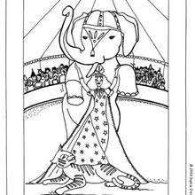 happy clown coloring pages hellokids