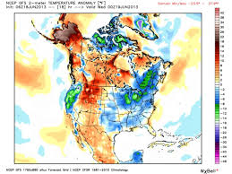 National Temperature Map All Time Heat Records Broken In Alaska Climate Central