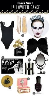 iconic hostess black swan halloween dance camille styles