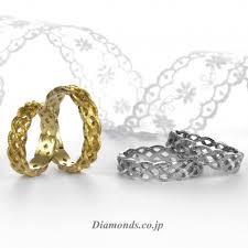 wedding ring japan mhw wedding bands yellow gold white gold platinum tokyo