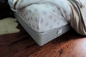 Faux Bed Frame Fast Easy Faux Bed Frame Hometalk