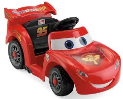 toddler motorized car toddler battery operated ride on lightning mcqueen kids outdoor
