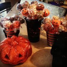 halloween party cake pop arrangement cakes u0026 cake pops