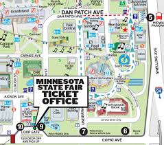 minnesota state fair map 2016 minnesota state fair guide the great minnesota get together