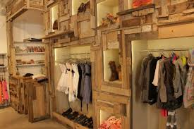 Garment Shop Interior Design Ideas Rustic Shop Design Ideas