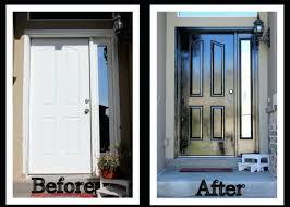 front door cozy paint front door black pictures paint inside