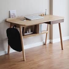 Work Desk Ideas Best 25 Wooden Desk Ideas On Pinterest Desk For Study Long