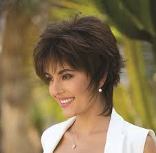 short wig styles for plus size round face elite synthetic wig by ellen wille wig hair style and short shag