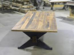 trestle base dining table dining table with x trestle base
