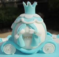 cinderella cake toppers fondant princess carriage cake topper grocery