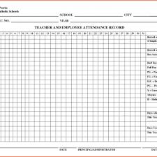 monthly attendance sheet selimtd