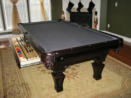 olhausen pool tables price range olhausen hton in heritage cherry with drawer option from atlantic