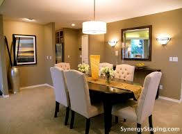 You Wont Believe This Transformation From Dated To Contemporary - Dining room staging